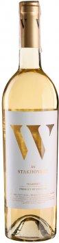 Вино W ACE by Stakhovsky Трамінер біле сухе 0.75 л 12.9% (4820137572036)