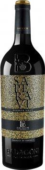 Вино Badagoni Саперави Резерва красное сухое 0.75 л 13.5% (4860006041553)