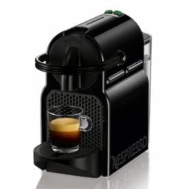 Капсульная кофеварка Nespresso Inissia Intense Black