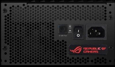 Блок питания Asus ROG Thor 850W Platinum Aura OLED (ROG-THOR-850P)