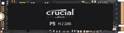 Накопичувач SSD 2TB Crucial P5 M. 2 2280 NVMe PCIe 3.0 x4 TLC 3D NAND (CT2000P5SSD8)