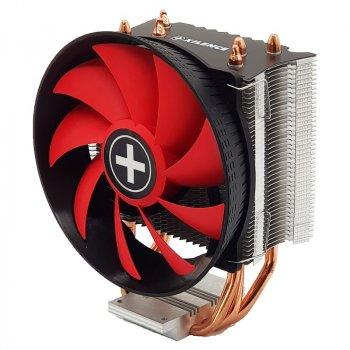 Кулер процесорний Xilence M403 Pro (XC029), Intel:LGA1150/1151/1155/1156/2011/2066 AMD:FM2+/FM1/FM2/AM4/AM3+/AM3/AM2+/AM2, 142х120х71.6мм_