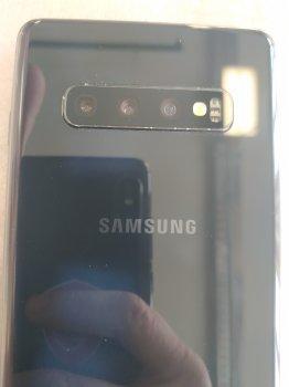 Мобильный телефон Samsung Galaxy S10 Plus 8/128 GB Black (SM-G975FZKDSEK) (354652103773883) - Уценка