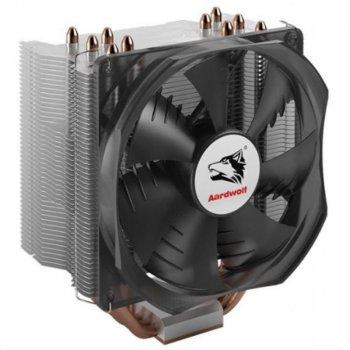 Кулер процессорный Aardwolf Performa 10X (АPF-10XPFM-120), Intel: 2066/2011/1366/1156/1155/1511/1150/775, AMD: 754/939/940/FM1/AM3+/AM3/AM2+/AM2/AM4, 151х131х96.5 мм, 4-pin