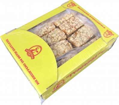 Печенье песочное Добробут Венское с Абрикосом 1.4 кг 2 шт х 700 г (4820007050596)