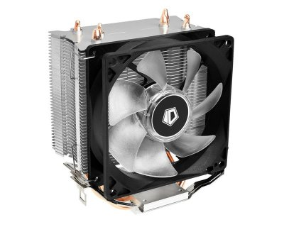 Кулер процесорний ID-Cooling SE-913-R PWM, Intel: 1200/1151/1150/1155/1156/775, AMD: AM4/FM2+/FM2/FM1/AM3+/AM3, 122x99x85 мм, 4-pin PWM