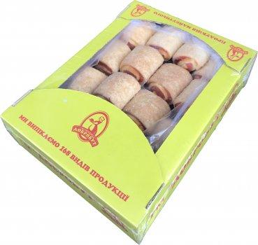 Печенье песочное Добробут Клубничный Рай 1.2 кг 2 шт х 600 г (4820007051081)