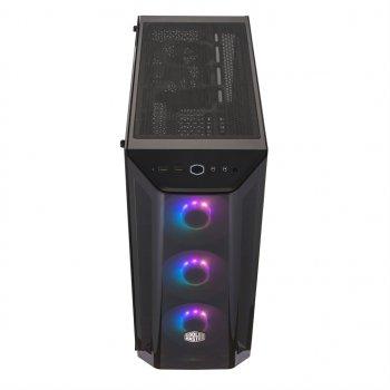Корпус CoolerMaster MasterBox MB520 ARGB Black без БЖ (MCB-B520-KGNN-RGA)