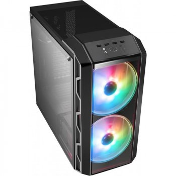 Корпус CoolerMaster MasterCase H500 Iron Grey без БЖ (MCM-H500-IGNN-S01)
