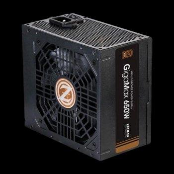 Блок живлення Zalman 650W GigaMax ZM650-GVII
