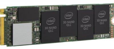 Intel 660P 1.02TB M.2 PCIe 3.0 x4 QLC (SSDPEKNW010T8X1)