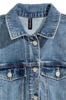 Куртка H&M Блакитна (5628-0461473001)