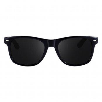 Очки солнцезащитные мужские с поляризацией бамбук BC8727b