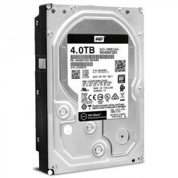 """Жорстку диск 3.5"""" 4TB WD (WD4005FZBX)"""