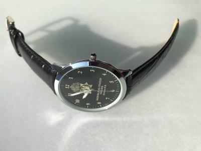 Іменний наручний годинник Національна Гвардія України, годинники на подарок, НГУ, військова форма, нагорода