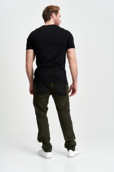 Зелені штани Anti-G з кишенями Aeronautica Militare 3971