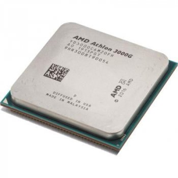 Процесор AMD Athlon ™ 3000G (YD3000C6M2OFH)