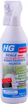 Засіб для видалення вапняного нальоту зі свіжим ароматом HG 0.5 л (8711577148041)