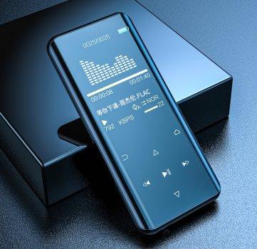 МР3-плеєр Ruizu D25+ Max Bluetooth HI FI 32Gb із зовнішнім динаміком Чорний