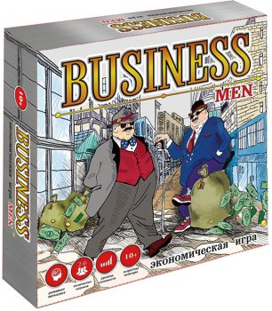 Гра Strateg BusinessMen (30515)
