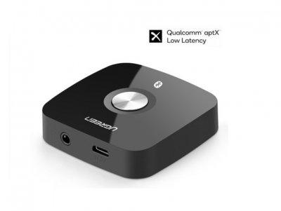 Bluetooth-адаптер Ugreen 40758 Bluetooth 5.0 Aptx приемник 3.5 mm AUX