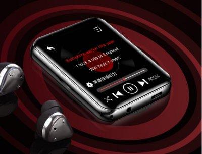 MP3-плеєр Ruizu A02 Bluetooth 4Gb Сріблястий