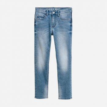 Джинсы H&M 0559129 7 Светло-синие