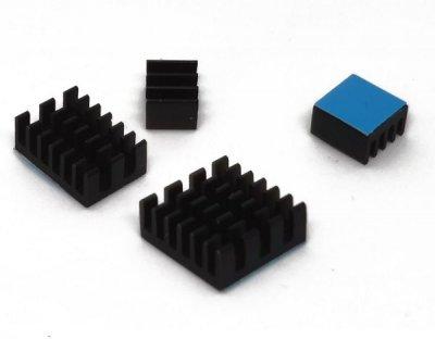 Набор радиаторов для Raspberry Pi 4 Model B