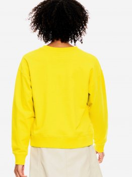Свитшот Garcia Jeans C10261-3065 Желтый