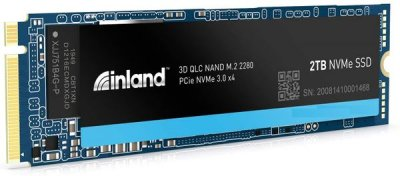 SSD Inland Platinum 2TB M. 2 PCIe 3.0 x4 3D TLC (2TB NVME QLC V2)