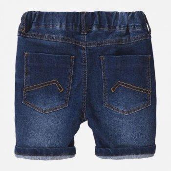 Шорти джинсові Minoti 5Knitshrt 2 16933-16934 Сині