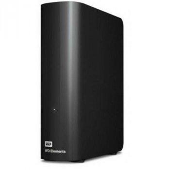 "HDD ext 3.5"" USB 8.0 TB WD Elements Desktop Black (WDBWLG0080HBK-EESN)"