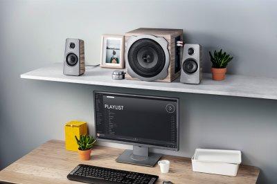 Акустична система Trust Tytan 2.1 Speaker set wood (TR23290)
