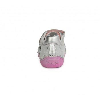 Кросівки Ponte20 DA03-1-509L сріблясті