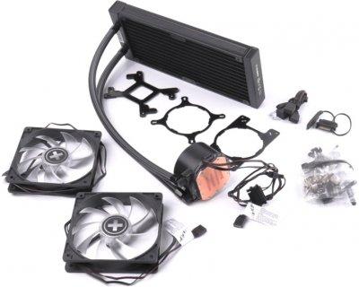 Система рідинного охолодження Xilence XC976