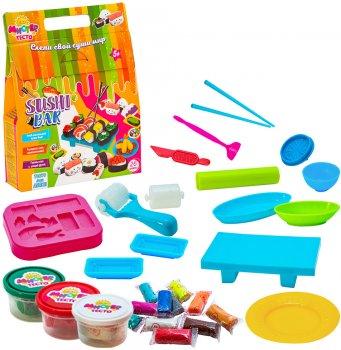 Набор для креативного творчества Strateg Мистер тесто - Ice Cream Party (71208)