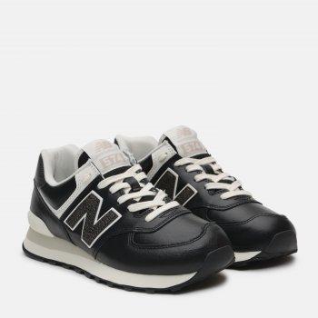 Кросівки New Balance Metallic WL574PL2 Чорні