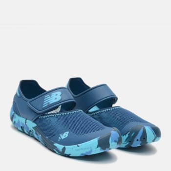 Сандалии New Balance YO208NV2 Синие с голубым