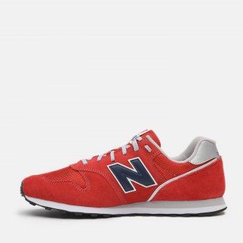 Кроссовки New Balance ML373CP2 Красные с синим