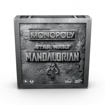 Монополія Зоряні Війни Мандалорец Monopoly Star Wars The Mandalorian Hasbro F1276