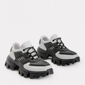 Кроссовки Caruso Shoes Georgia Grey 21-00489 Серые