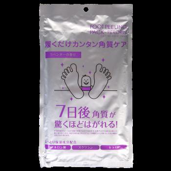 Sosu Носочки для педикюра с ароматом лаванды, 1 пара
