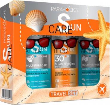 Набір дорожній Parasol'ka Sun Care (4823106000509)