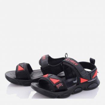 Сандалии Clibee Z850 Black-Red
