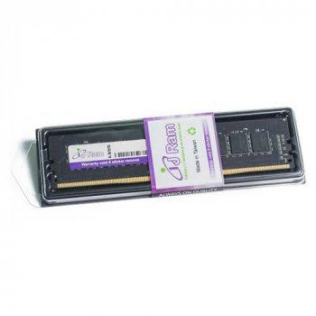 Пам'ять DDR4 4Gb, 2400 MHz, JRam, 16-16-16-38, 1.2 V (AR4U24001700-4G)