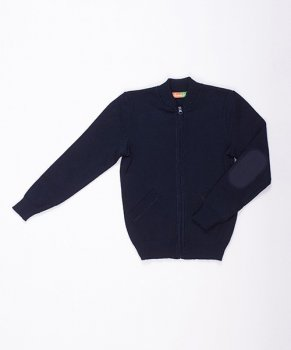 Кофта SchooLife 0227-1 тёмно-синяя