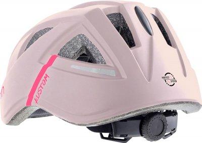 Велосипедний шолом Cairn Kustom Jr powder pink 52-56 (0300219-04- 52)