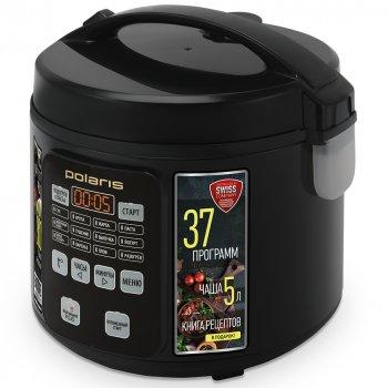 Мультиварка POLARIS PMC 0567AD, Йогурт, Пароварка, Підтримання температури, Таймер відстрочки, 750 Вт, 300 режимів приготування з функцією - Мій рецепт plus Таймер відстрочки - 24 години
