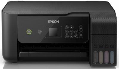 МФУ А4 цв. Epson L3160 Фабрика печати с WI-FI (C11CH42405)