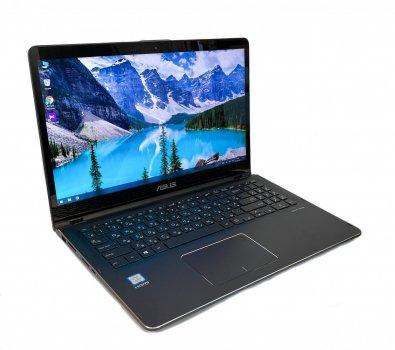 Ноутбук Asus Q525UA-BI7T11 Gunmetal gray Б/У